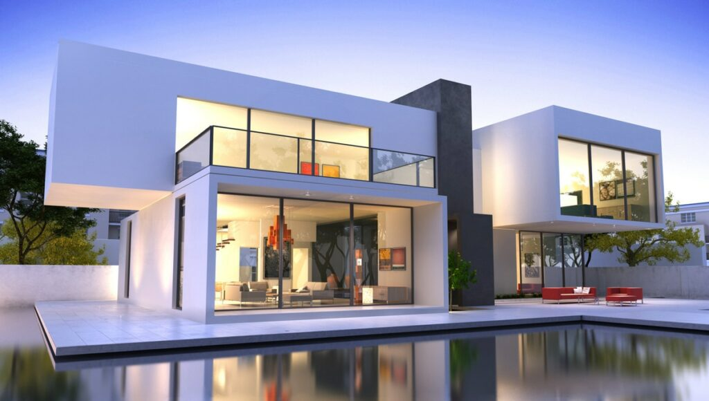 Cost of building a villa in Spain