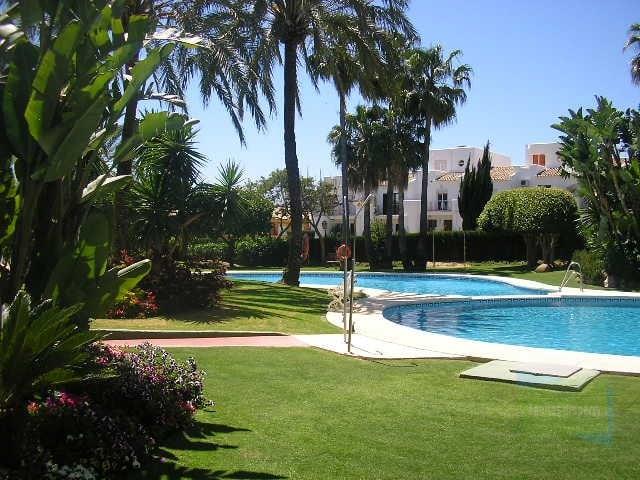 100% Mortgage Estepona El Paraiso Apartment for sale Nordic Royal Club